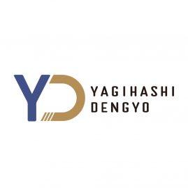 八木橋電業 ロゴ